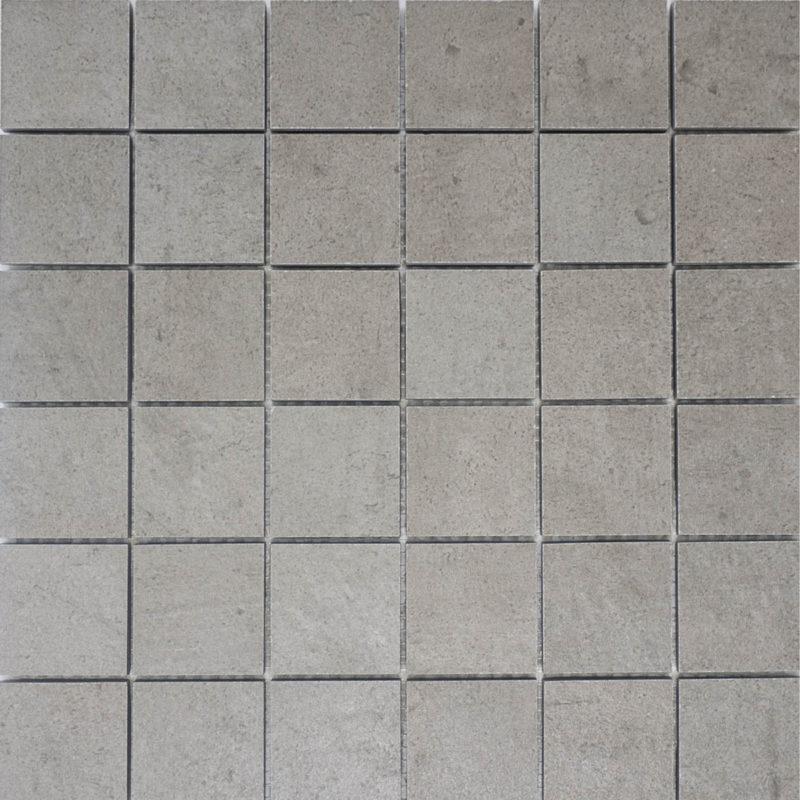 Stratus Cordo 2x2 Square Matte Ceramic  Mosaic