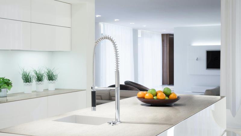Group 0 Tech Tiles Blanc Concrete Suggested Size 28x62, Textured, Greige, Porcelain, Tile