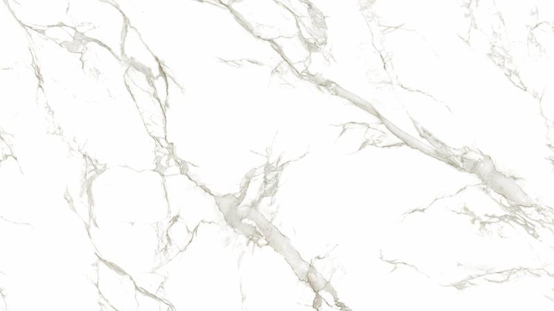 Group 4 Natural Collection Aura 15 Bookmatch Standard Size 57x126, 12 mm, Smooth Matte, White, Porcelain, Slab