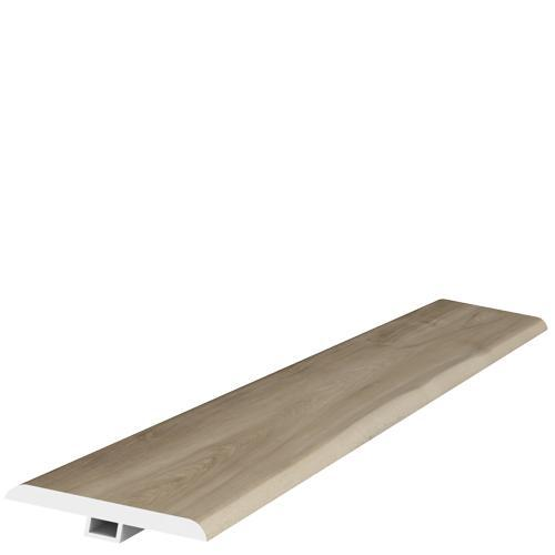 Spc Wood Carya Pecan 2x95 22 mil  T-Molding