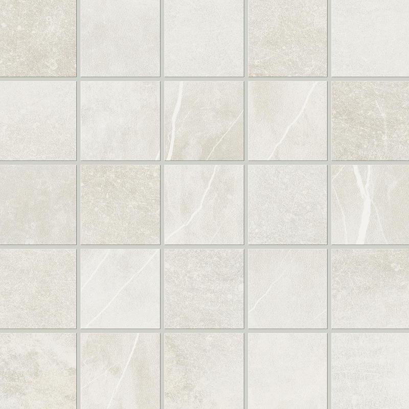 Piemme Unique Stone Silk 2x2 Square Natural Porcelain  Mosaic