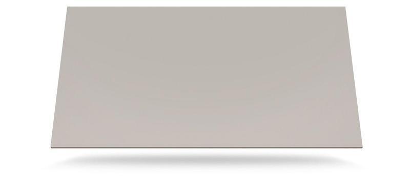 Group 3 Xgloss Solid Collection Splendor Standard Size 57x126, 20 mm, Polished, Light Grey, Porcelain, Slab
