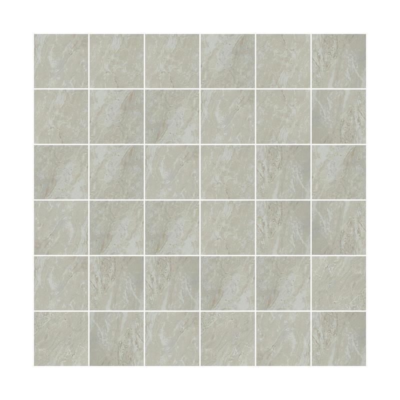 Porcelain Tiles Onyx Ivory 2x2, Polished, Beige, Square, Mosaic
