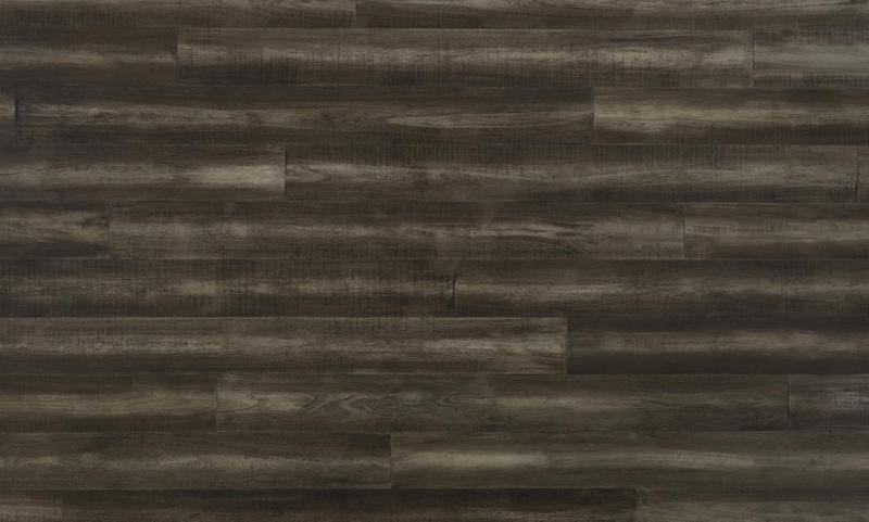 Avery Park Acacia Collection Charcoal 90 in, Wire-Brushed, Dark Grey, Big-Leaf-Acacia, Engineered-Wood, Trim