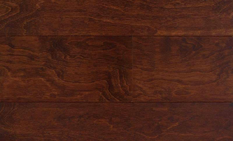 Engineered Selections Lombardy 4.75xfree length, Smooth, Dark Brown, Betula, Engineered-Wood, (Discontinued)