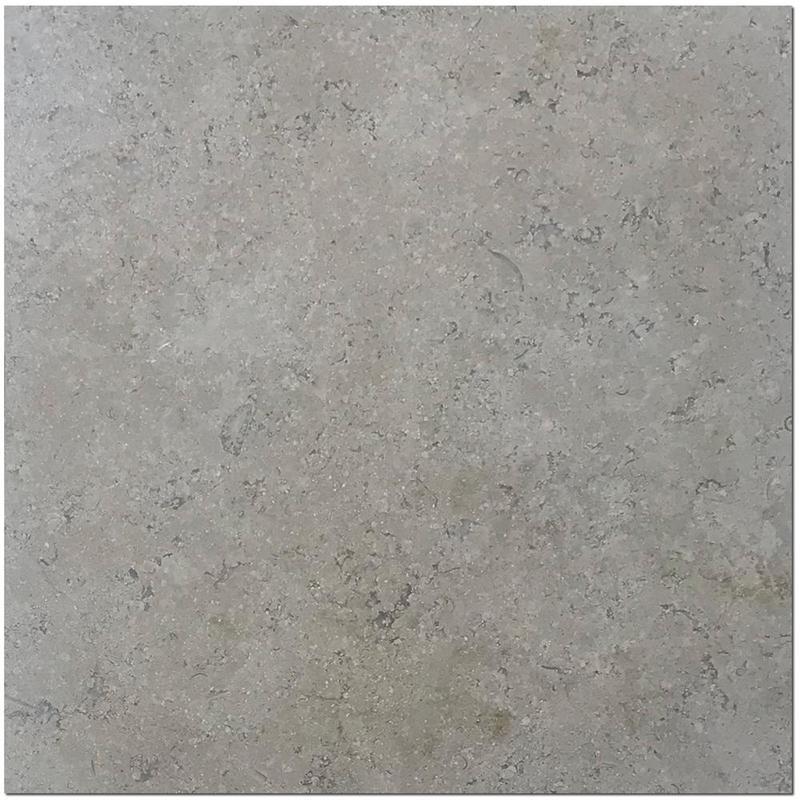 Sandy Creek Beige Limestone Tile 18x18 Honed