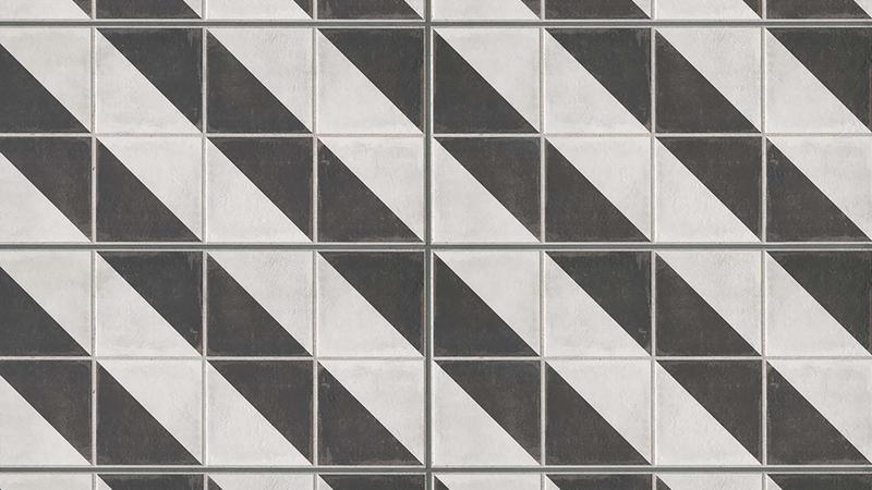 Palazzo Castle Graphite Villa Honed 12x24 Color Body Porcelain  Tile
