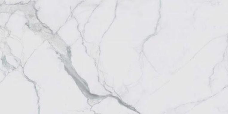 Infinity Statuario 64x128 20 mm Satin Porcelain Slab