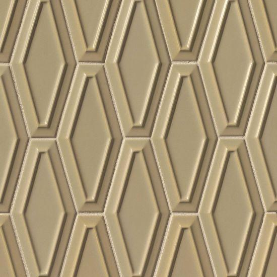 Costa Allegra Driftwood Pacifico 4x9, Matte, Long-Hexagon, Ceramic, Tile, (Discontinued)