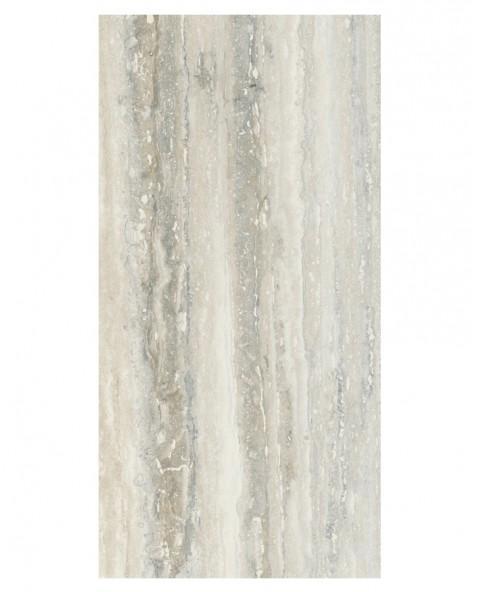 Travertini Silver 12x24, Matte, Porcelain, Tile, (Discontinued)