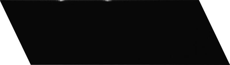 Llyod Black Glazed, Matte 2x8 Ceramic  Tile