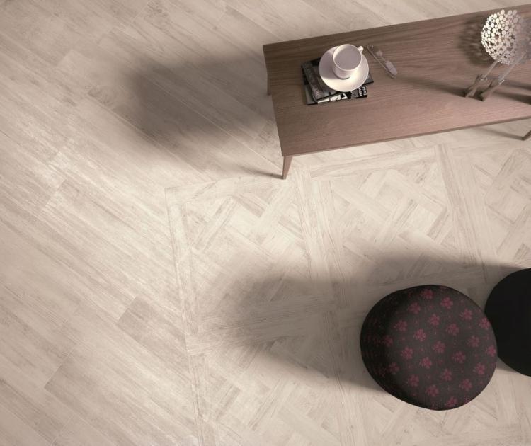 Elysium Tiles - Larix Perla Rt Semi Polished, Glazed 5.5x32 Porcelain  Tile