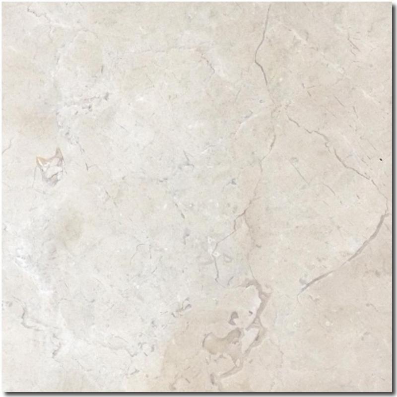 Crema Marfil Classic Marble Tile 18x18 Honed