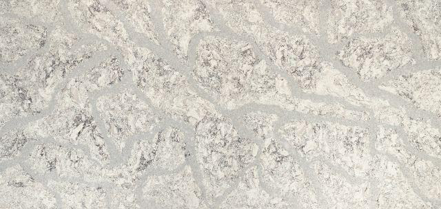 Signature Summerhill 55.5x122, 3 cm, Polished, Silver, White, Quartz, Jumbo