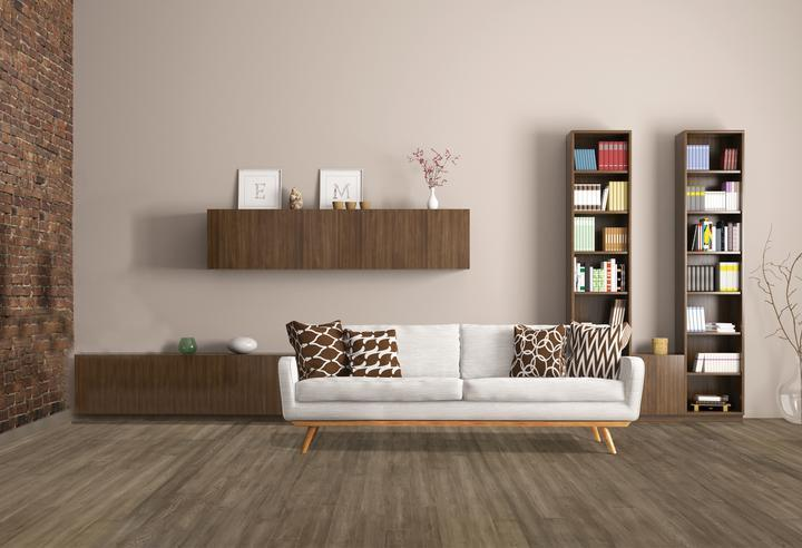 Seneca Valley Collection Quince Orchard 7.5xfree length, Wire-Brushed, Gray, European-Oak, Engineered-Wood