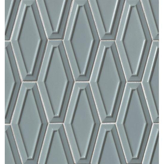Costa Allegra Tide Pacifico Matte 4x9 Ceramic  Tile (Discontinued)