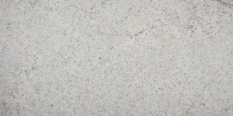 Granite Slabs Dallas White 2 cm, Satin, Slab