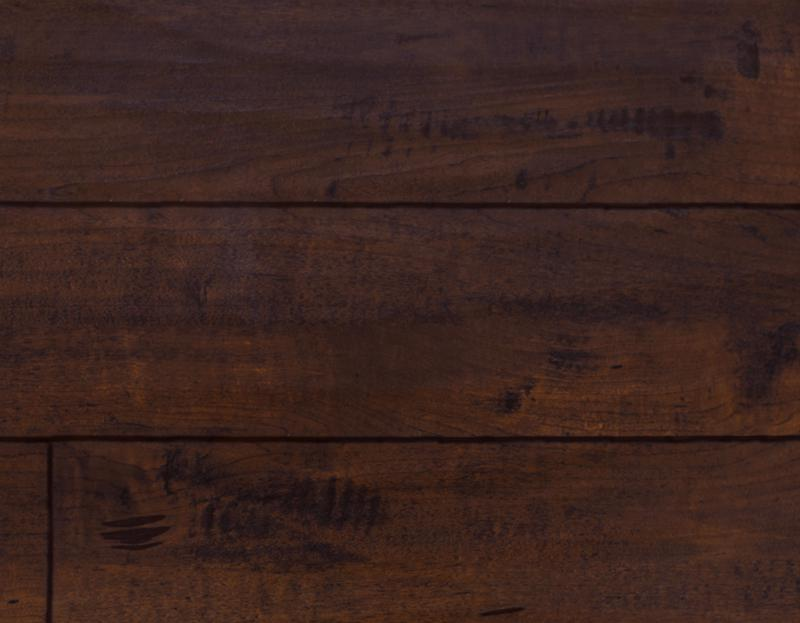 Frontier Collection Whiskey Sapele 5x48, Hand-Scraped, Laminate
