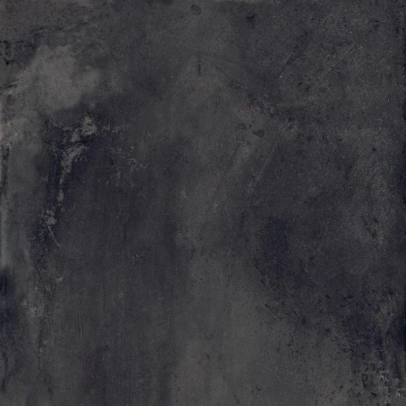 Plus One Coal Matte, Glazed 24x24 Porcelain  Tile