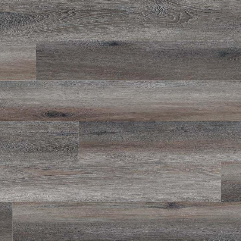 Glenridge Midnight Maple 6x48, Low-Gloss, Dark Grey, Luxury-Vinyl-Plank