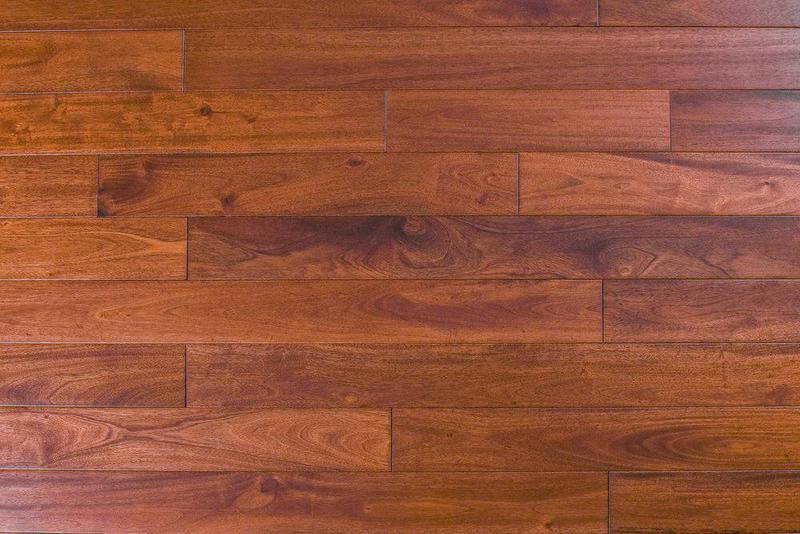 Indo Mahogany Natural Santos 3.75xfree length, Smooth, Brown, Solid-Hardwood, Wood