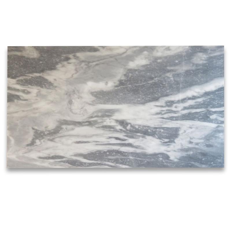 Bardiglio Nuvalato Marble Tile 12x24 Honed