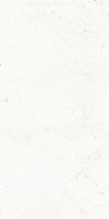 Pure Carrara Lux Polished, Glazed 24x48 Porcelain  Tile