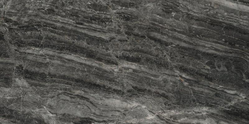 Cosmic Black 24x48, Glazed, Rectangle, Color-Body-Porcelain, Tile
