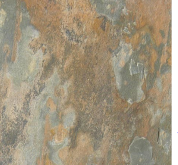 California Gold Slate Tile 12x12 Gauged