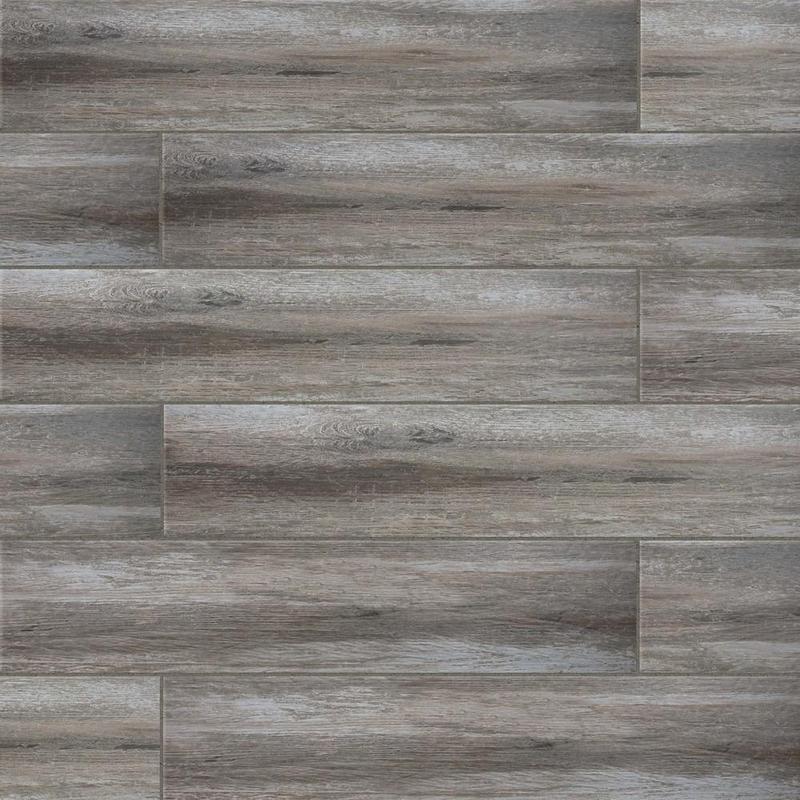 Distressed Argento 8x36, Glazed, Plank, Porcelain, Tile, (Discontinued)