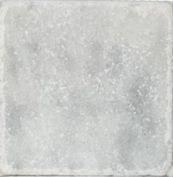 White Carrara Marble Tile 4x4 Tumbled