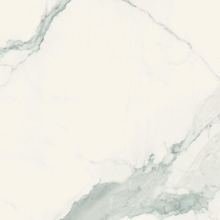 Classici Statuario Glossy 32x32 Porcelain  Tile