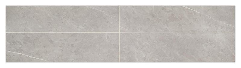 Resilience Stamina Grey 4x16, Matte, Rectangle, Ceramic, Tile