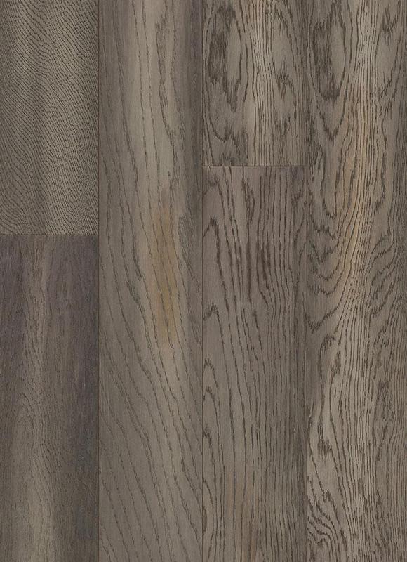 Waterproof Rigid Wood With Stonecorex Slate Oak 5xfree length, Textured, Spc-Wood-Veneer