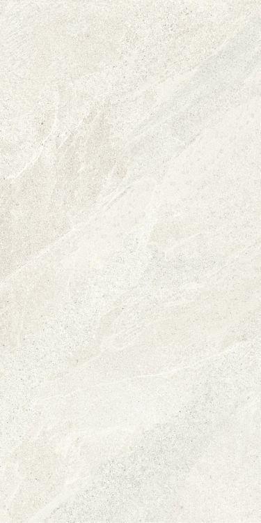 Tune Snow Matte, Unglazed 24x48 Porcelain  Tile