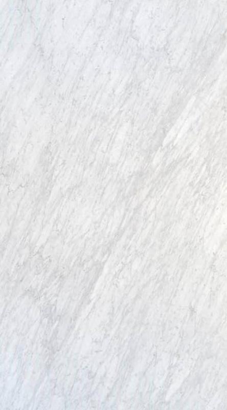 Marble Slabs Bianco Carrera C 0.79 in Honed Natural Stone Slab