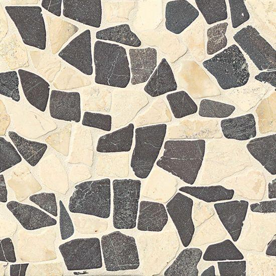 Hemisphere Baltra Blend Matte, Pebble, Mosaic