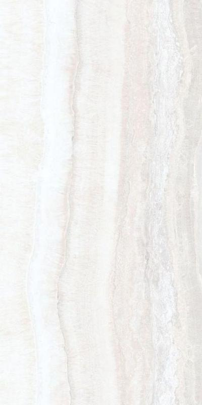 Onyx Of Cerim White Glazed, Polished 12x24 Porcelain  Tile