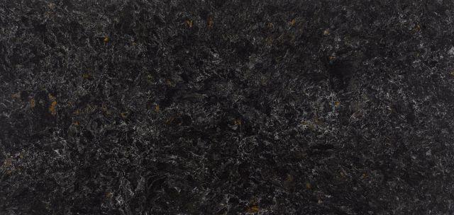 Signature Armitage 65.5x132, 2 cm, Polished, Black, Quartz, Slab