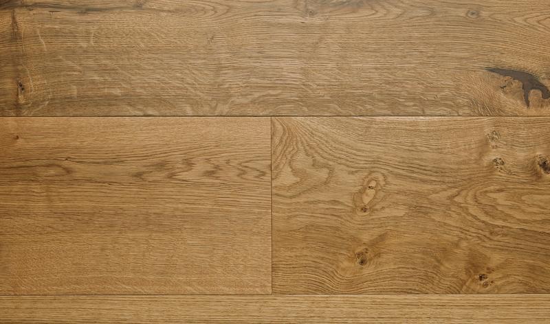 Villa Caprisi Fine European Hardwood Collection Lazio 9.5x84, Wire-Brushed, Brown, European-White-Oak, Engineered-Hardwood