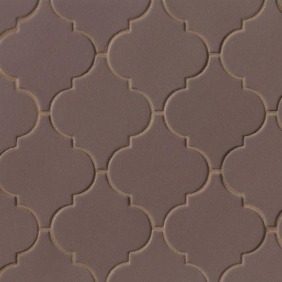 Costa Allegra Timber Arabesque Matte Ceramic  Mosaic (Discontinued)