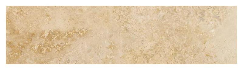 Turco Classico Travertine Tile 6x24 Honed   1/2