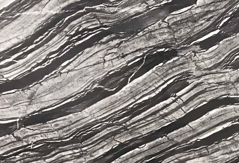 Pacifica Silver Wave 20 mm Polished Marble Slab