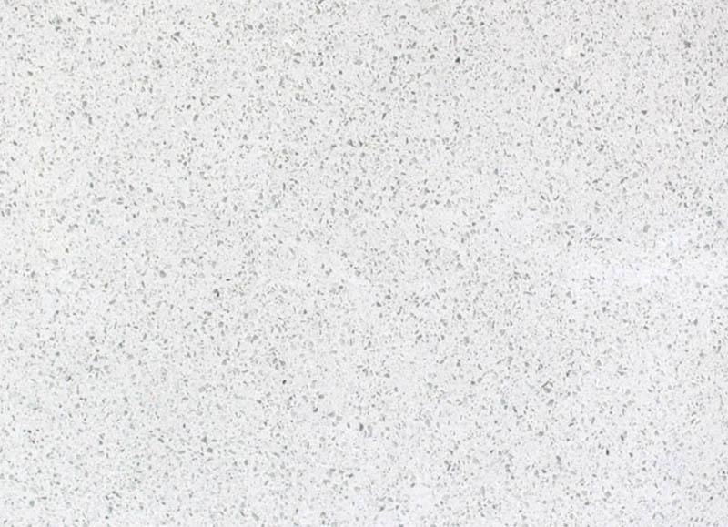 Quartz Qtz Sparkling Ice Bq1163 42x110, 0.8 in, Polished, Prefab