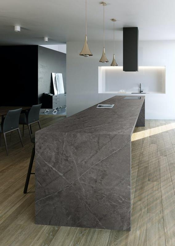 Group 2 Natural Tiles Kira Suggested Size 42x56, Smooth-Matte, Gray, Porcelain, Tile