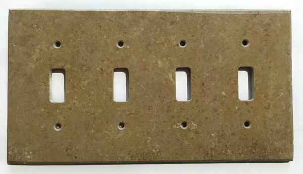 Noce Toggle Travertine Tile 4.5x8.5 Honed