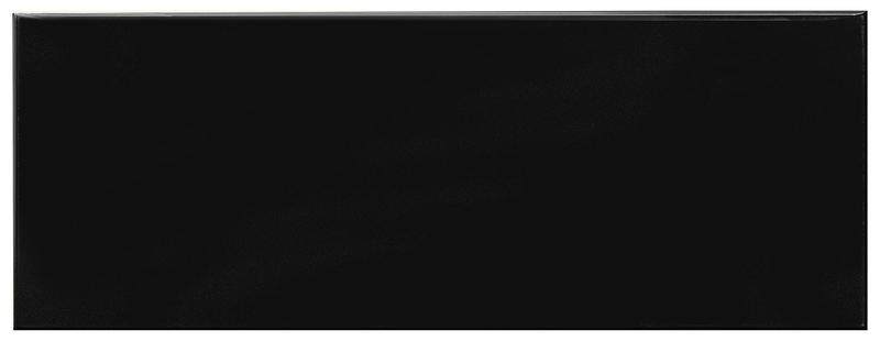 Annapolis Black 6x16, Matte, Rectangle, Ceramic, Tile