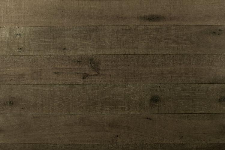 Copacobana Oberal 7.5xfree length, Wire-Brushed, Gray, European-White-Oak, Engineered-Hardwood, Wood