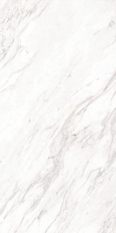 Volakas Premium Polished, Glazed 24x48 Porcelain  Tile