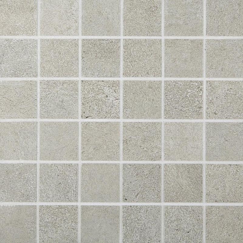 Cemento Rasato Grigio 2x2, Matte, Square, Color-Body-Porcelain, Mosaic